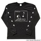 スヌーピー × TOWER RECORDS CAFE ロングT-shirt Mサイズ