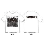RAMONES × STUDIO RUDE TEE 1 White Mサイズ