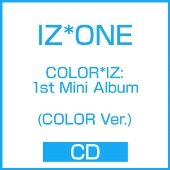 COLOR*IZ: 1st Mini Album (COLOR Ver.)