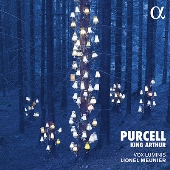 パーセル: 音楽劇《アーサー王》