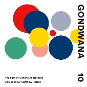 GONDWANA10 THE BEST OF GONDWANA RECORDS<タワーレコード限定>