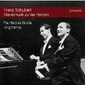 シューベルト: 4手ピアノのための作品集