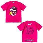 スプラトゥーン2 × WEARTHEMUSIC Rock T-shirt Mサイズ
