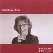 エギディウス・ストライフ/H.Baader-Nobs: Escapade, String Quartets No.1, No.2, etc [MGBCTSM139]