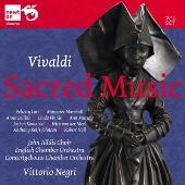 ヴィットリオ・ネグリ/Vivaldi: Sacred Music [8802045]