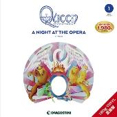クイーン・LPレコード・コレクション 創刊号(オペラ座の夜/A NIGHT AT THE OPERA) [BOOK+LP]