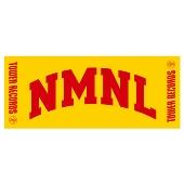 NMNLフェイスタオル Yellow