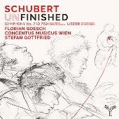 シューベルト: 交響曲第7番(未)完成、劇付随音楽「魔法の竪琴」序曲、歌曲集(オーケストラ編曲版)