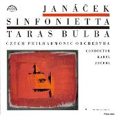 ヤナーチェク: シンフォニエッタ、狂詩曲「タラス・ブーリバ」、ストラヴィンスキー: 詩篇交響曲<タワーレコード限定>