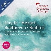 ハイドン、モーツァルト、ベートーヴェン、ブラームス: 交響曲集