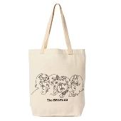 Line Drawing Tote Bag