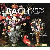 J.S.バッハ: 6つのパルティータ BWV.825-830
