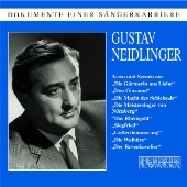 ロルフ・ラインハルト/Gustav Neidlinger - Arias [PRCD93475]