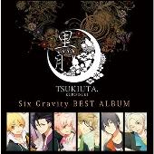 ツキウタ。シリーズ SixGravityベストアルバム「黒月」 [CD+缶バッジ]<タワーレコード限定盤>