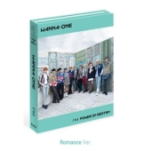 111=1 (Power Of Destiny): Wanna One Vol.1 (Romance ver.)