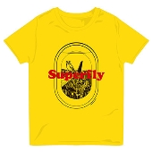 Superfly × TOWER RECORDS Window T-shirts イエロー M