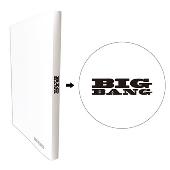 BIGBANG × TOWER RECORDS A4クリアファイル収納ホルダー