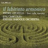 ロカテッリ: 《ヴァイオリンの技法》Op.3より