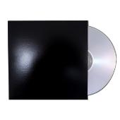 disk union 紙ジャケCDスリーブ(黒)5枚セット  [ACS1270]