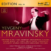 Yevgeny Mravinsky Edition, Vol. 4