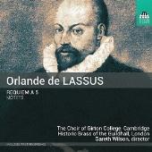 Orlande de Lassus: Requiem A 5, Motets