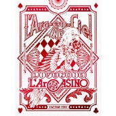 L'Arc-en-Ciel LIVE 2015 L'ArCASINO [Blu-ray Disc+2CD]<初回生産限定盤>