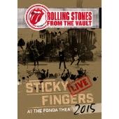 スティッキー・フィンガーズ~ライヴ・アット・ザ・フォンダ・シアター2015 [Blu-ray Disc+CD+Tシャツ:Lサイズ]<完全生産限定盤>