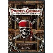 パイレーツ・オブ・カリビアン:DVD・4ムービー・コレクション<期間限定版>