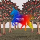 Mrs. GREEN APPLEの『Attitude』ジャケット