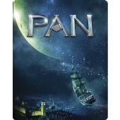 PAN~ネバーランド、夢のはじまり~ スチールブック