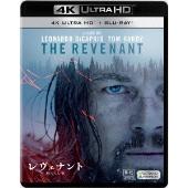 レヴェナント:蘇えりし者 <4K ULTRA HD + 2Dブルーレイ/2枚組>