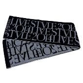 namie amuro LIVE STYLE 2014 マフラータオル タワー限定<タワーレコード限定>