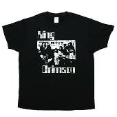 King Crimson/1972年ZOOM CLUBライヴTシャツ Mサイズ