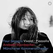 ヴィヴァルディ: 『四季』&ピアソラ: 『ブエノスアイレスの四季』