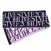 namie amuro LIVE STYLE 2014 マフラータオル BLACK
