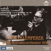 Beethoven: Leonore No.3 Overture, Symphony No.4 Op.60, Symphony No.5 Op.67