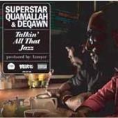 Superstar Quamallah/トーキン・オール・ザット・ジャズ [BRKCRJ-108]