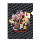 スプラトゥーン × TOWER RECORDS A4クリアファイル A