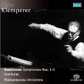 Beethoven: Sympgony No.1-No.9, Overtures