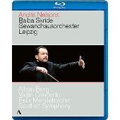 メンデルスゾーン: 交響曲第3番「スコットランド」、ベルク:ヴァイオリン協奏曲 「ある天使の思い出に」、シュライエルマッハー: オーケストラのためのレリーフ