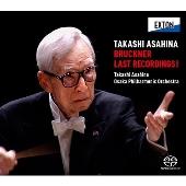 朝比奈隆 最後のブルックナー (交響曲第4,5,7-9番)<タワーレコード限定>