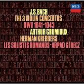 バッハ: ヴァイオリン協奏曲第1番&第2番(1978年録音)、2つのヴァイオリンのための協奏曲(2種)、オーボエとヴァイオリンのための協奏曲<タワーレコード限定>