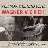Celibidache & Nilsson - Wagner, Verdi