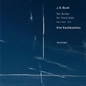 J.S.バッハ: 無伴奏ヴィオラ組曲