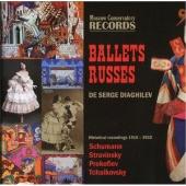 Ballets Russes de Serge Diaghilev - Historical Recordings 1916-1930s - Schumann, Stravinsky, etc