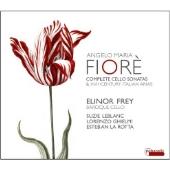 フィオレ: チェロのための作品全集 ~バロック後期、サヴォイア宮廷の弦楽芸術
