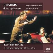 ブラームス: 交響曲全集、ハイドンの主題による変奏曲、アルト・ラプソディ<タワーレコード限定>