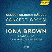 ヘンデル: 合奏協奏曲 Op.3 & Op.6