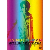 及川光博ワンマンショーツアー08/09 RAINBOW-MAN[WTBM-1008][DVD]