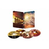 ハン・ソロ/スター・ウォーズ・ストーリー 4K UHD MovieNEX スチールブック [4K Ultra HD Blu-ray Disc+3D Blu-ray Disc+2Blu-ray Disc]<数量限定版>